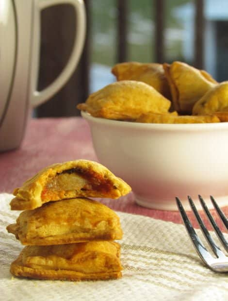 Hot Pocket Cookies