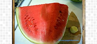 Quick Watermelon Mint Punch