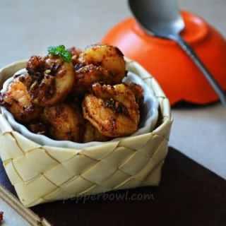 Prawn Stir Fry Recipe