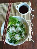 Bok Choy Fried Rice with Basmati Rice