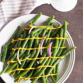 Balsamic Green Bean Recipe