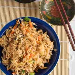 Szechuan fried rice recipe