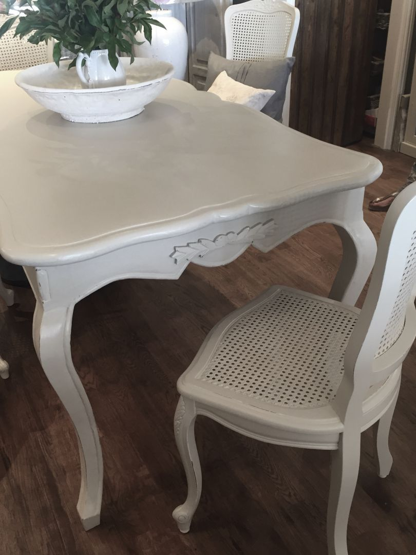 hand painted furniture chairs tables for sale on hand painted dining room tables id=94963