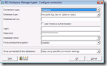RES Workspace Manager Agent - Configure connection