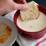 Creamy Mushroom Soup - Pepper Delight #recipe #soup #appetizer