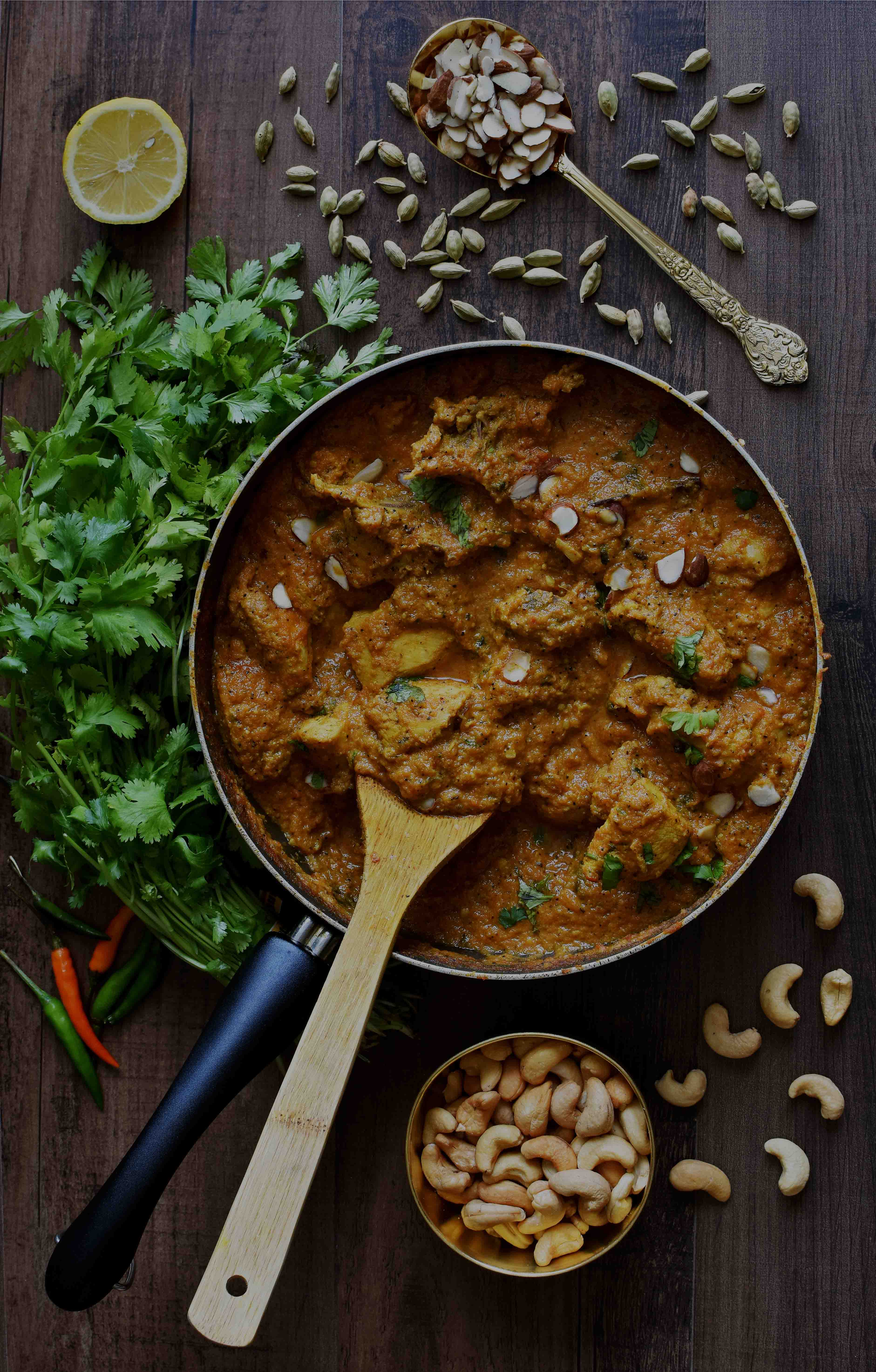 Mughlai Chicken Curry - Pepper Delight #pepperdelightblog #recipe #indianrecipes #mughlai #chickencurry #mughlairecipes