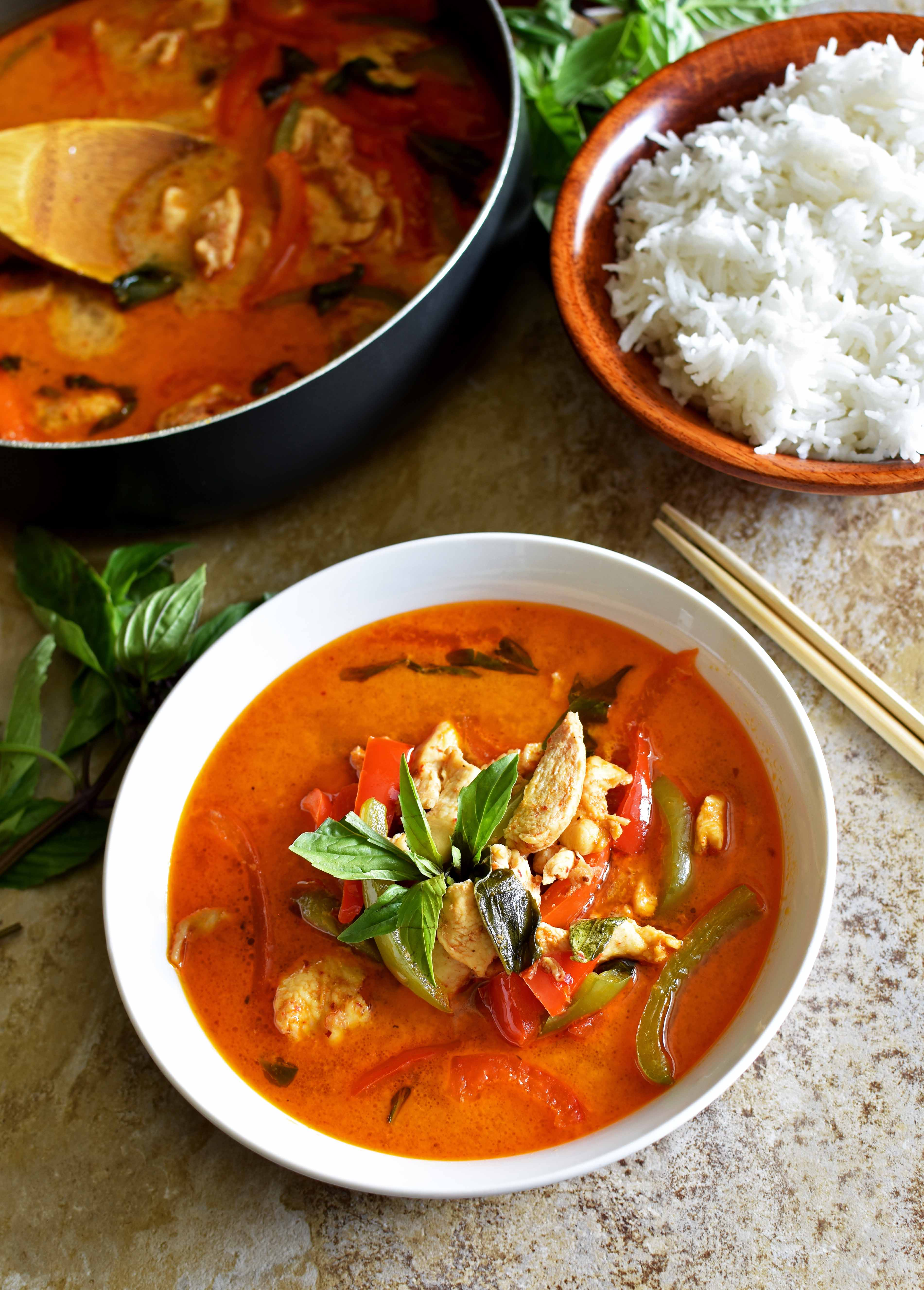 Panang Curry - Pepper Delight #pepperdelightblog #recipe #thai #panangcurry #phanaengcurry #asian #thairecipes