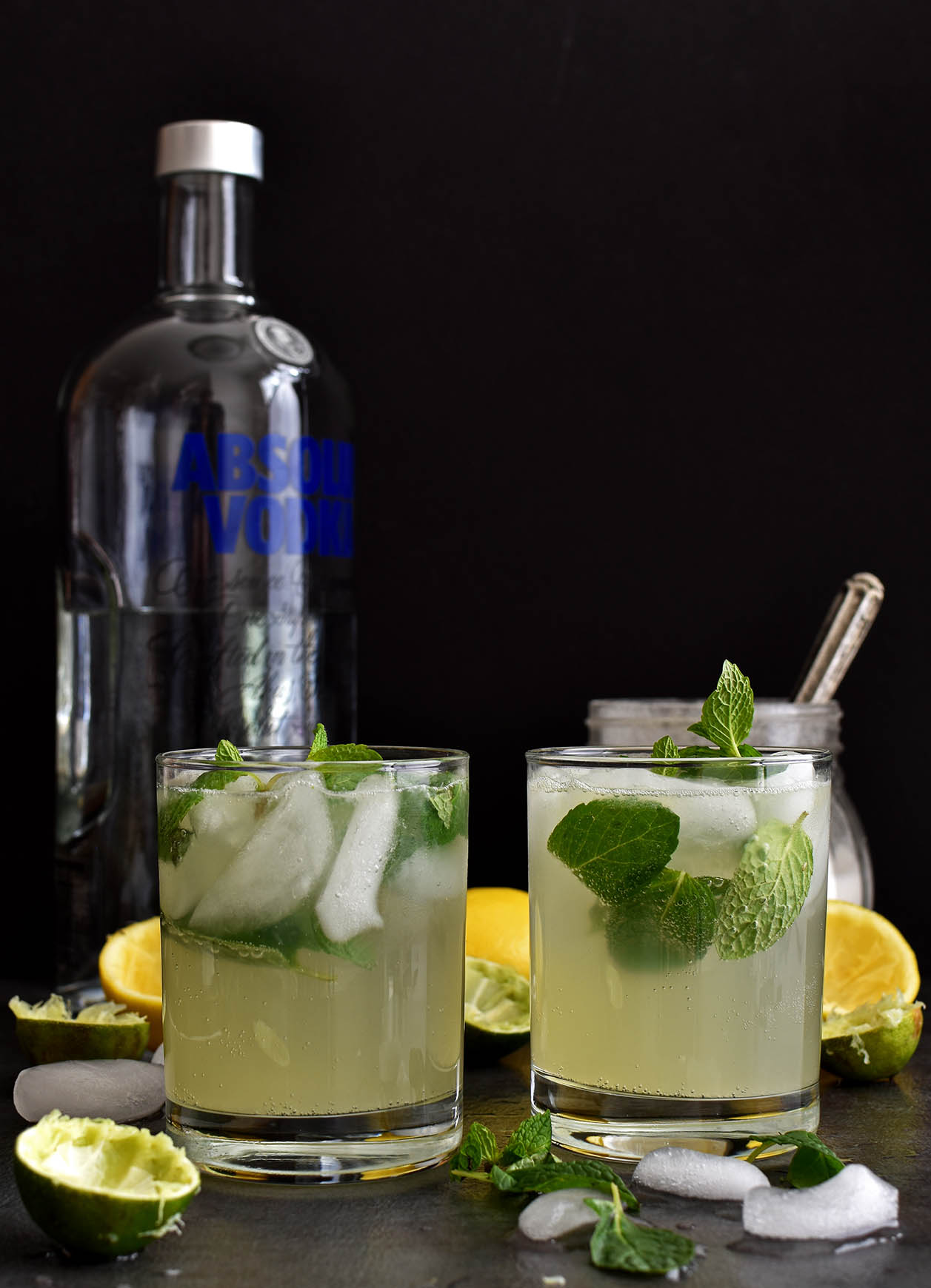 Coastal Mojito - Pepper Delight #pepperdelightblog #recipe #drink #mojito #summerdrink #cocktail #festival #classicmojito #cuban #vodkamojito #partydrink #gameday #vodka #sprite