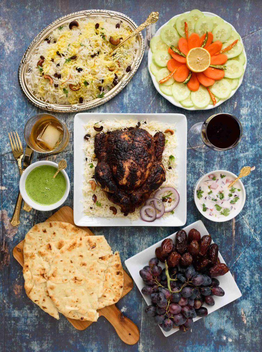 Tandoori Whole Chicken Roast