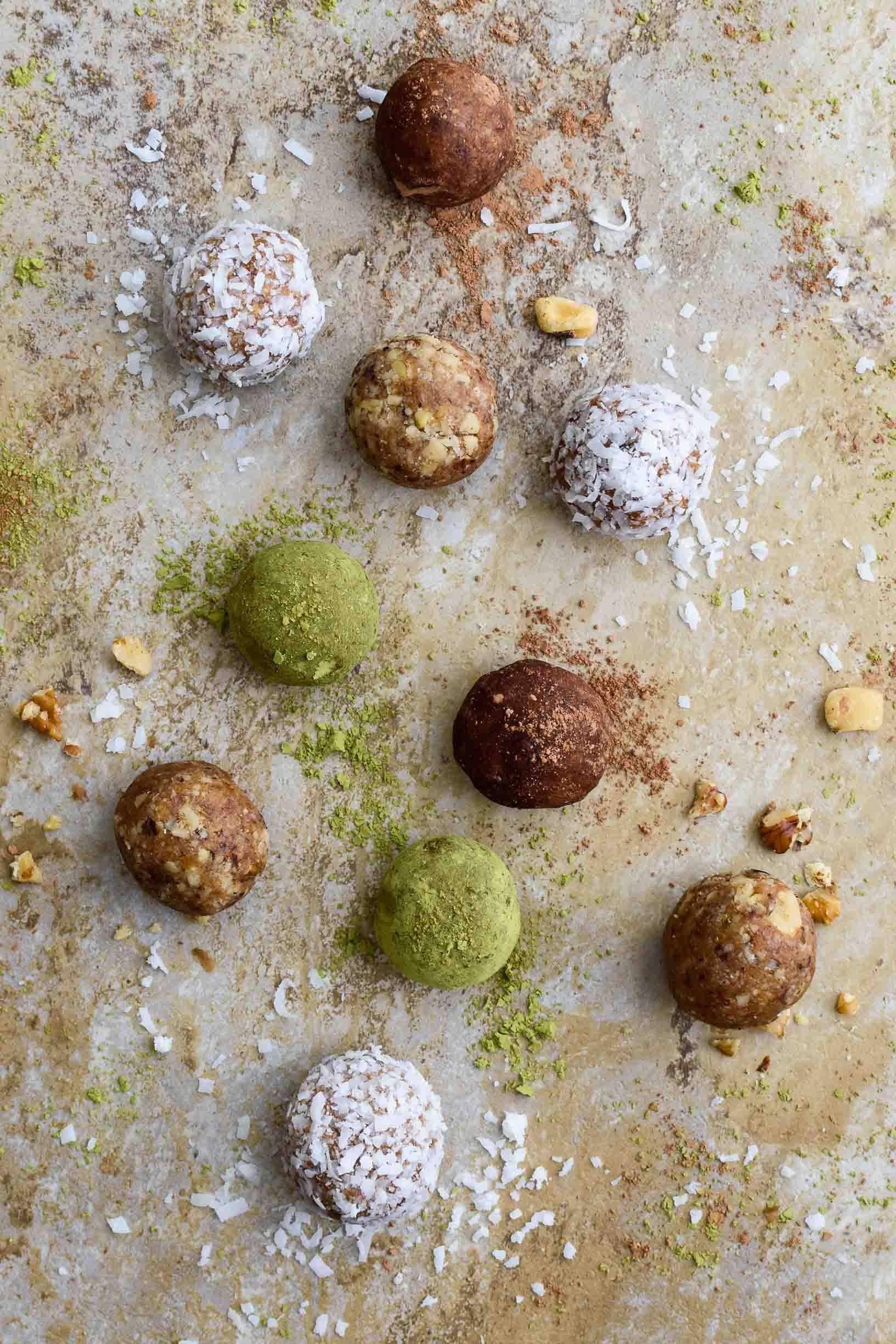 Bliss Balls - Pepper Delight #pepperdelightblog #recipe #blissballs #healthy #energyballs #snack #postworkoutsnack #cleaneating #vegan #glutenfree #breakfast #kidssnack #lunchsnack #dessert