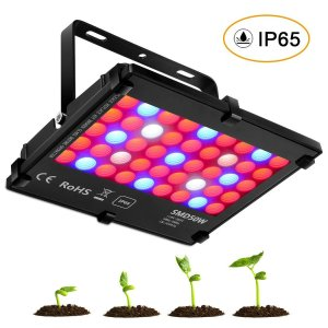 HIGROW 50W LED grow light