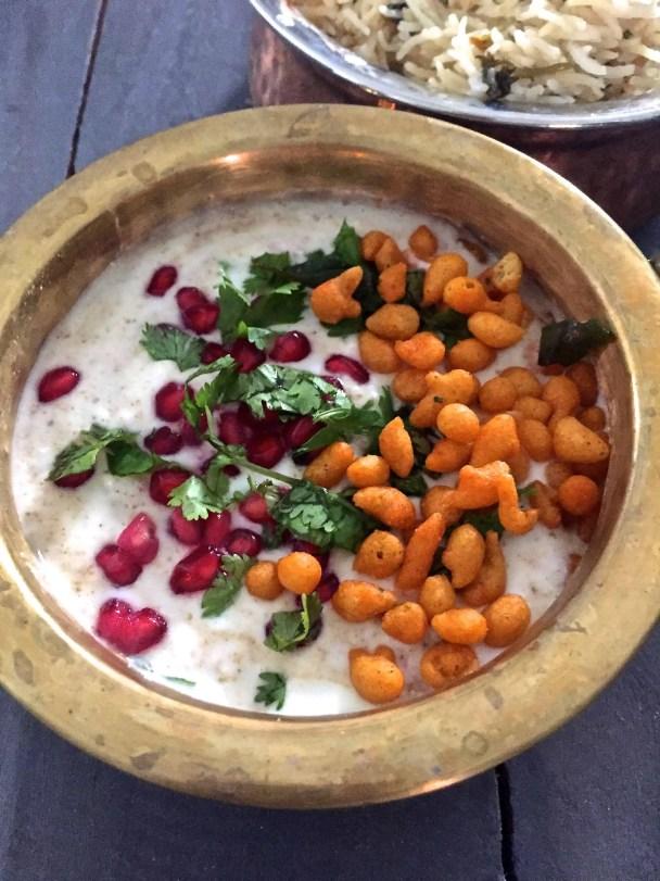 Boondi Raita_PepperOnPizza.com