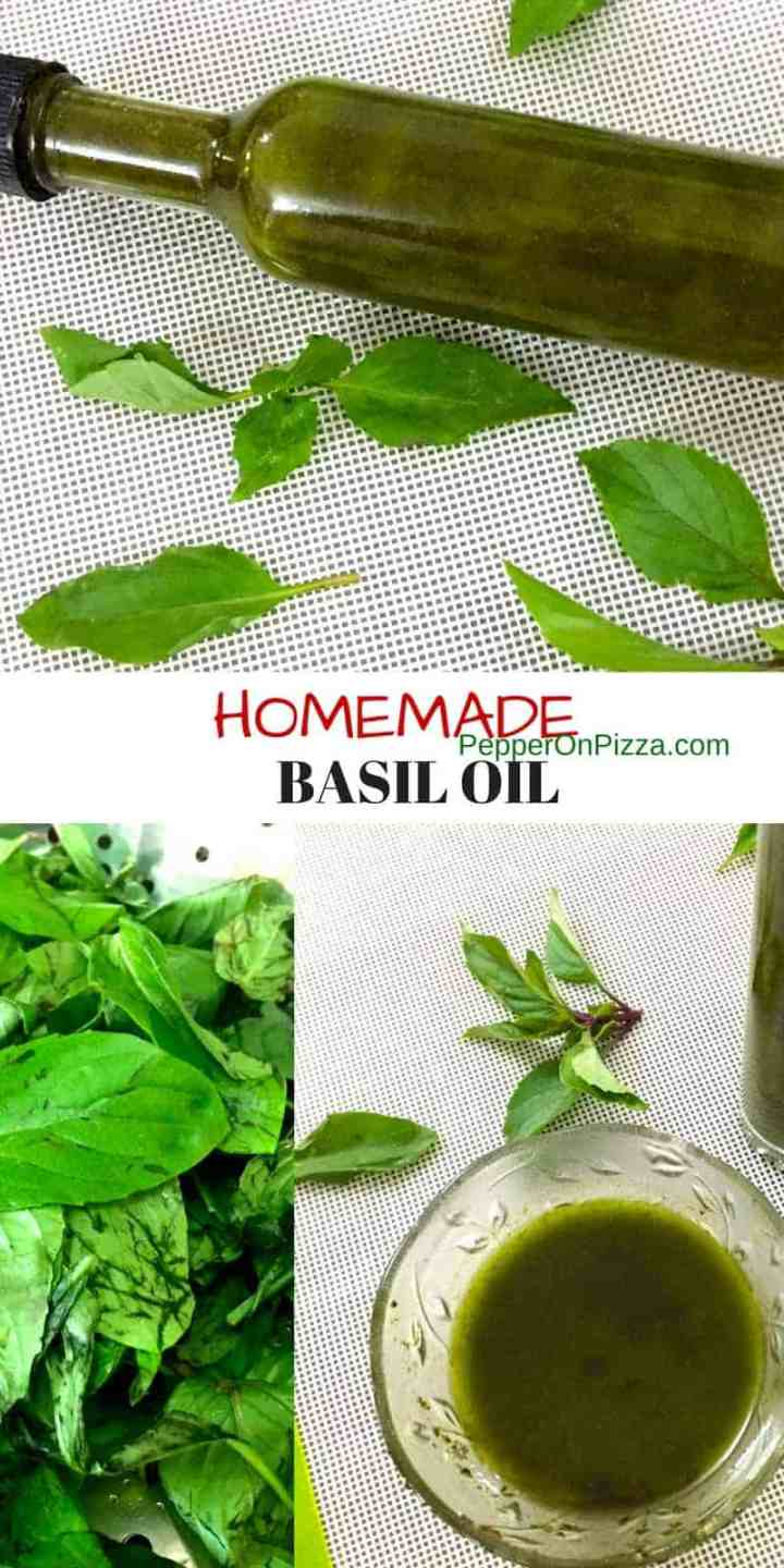 Aromatic Healthy Basil oil-use as Salad Dressing, a Dip, flavour Soups,Sandwiches. Drizzle on Sliced tomatoes & fresh mozzarella - gorgeous!