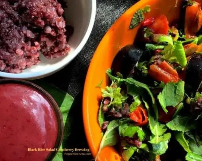Black Rice Salad_for post_PepperOnPizza.com