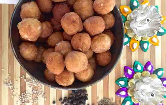 Easy Uppu Seedai From Store Bought Flour