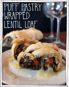 puff-pastry-wrapped-lentil-loaf-vegan
