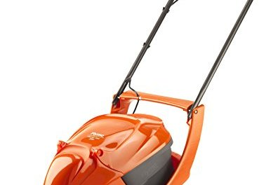 Flymo HoverVac 280 Electric Hover Collect Lawnmower, 1300 W