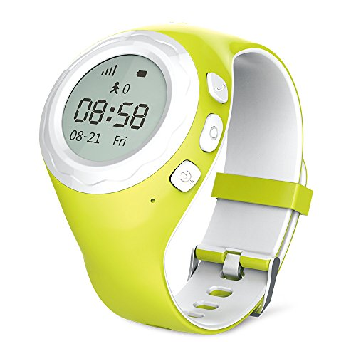 WATCHU – The GPS Tracking Smart Watch for Kids – UK Company – UK App – UK Technical Support (Grasshopper Green)