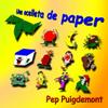 Una ocelleta de paper