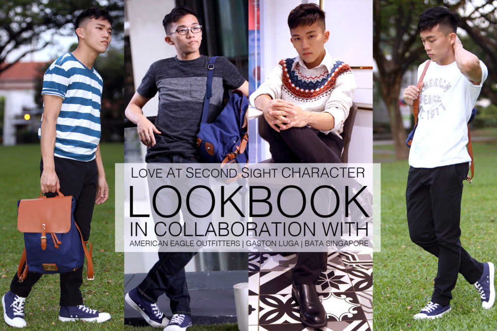Love at Second Sight 二见钟情 Character Lookbook