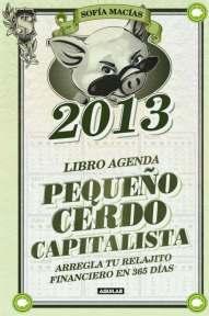AGENDA PEQUEÑO CERDO CAPITALISTA portada