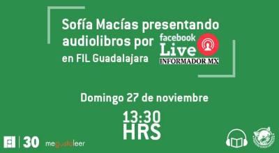 Pequeño Cerdo Capitalista en la FIL Guadalajara