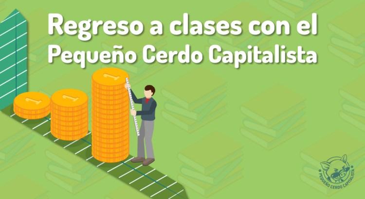 La experiencia de usar el Pequeño Cerdo Capitalista en la escuela