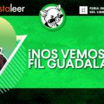 Pequeño Cerdo Capitalista en la FIL Guadalajara 2019