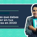 Cómo evitar mis errores financieros | Clase especial en vivo con Sofía Macías