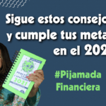 Pijamada Financiera: Cómo utilizar la Agenda de Retos Financieros paso a paso