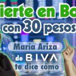 María Ariza de BIVA: cómo empezar en la Bolsa con poco dinero