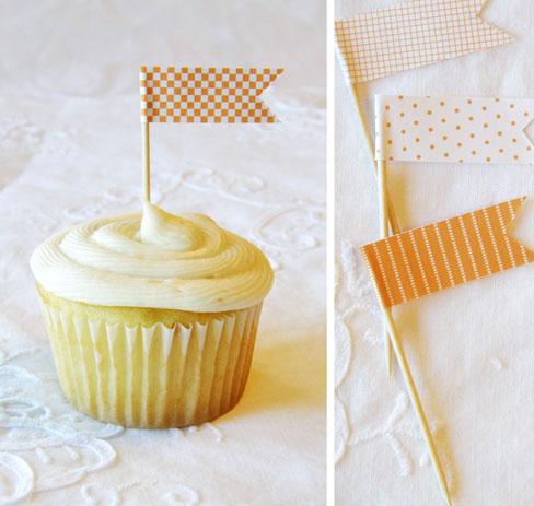 decoracion cupcakes cumpleanos