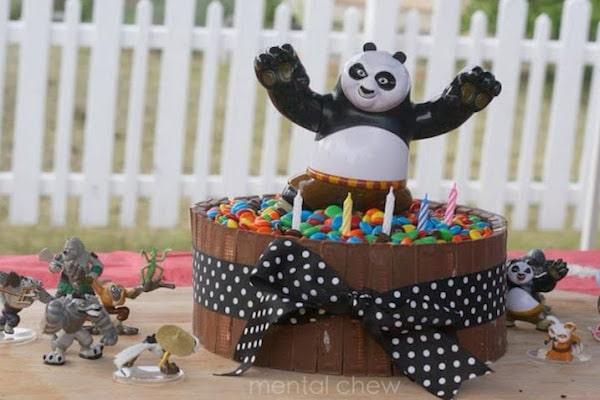 Fiestas Kung Fu Panda