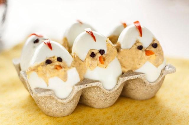 Huevos rellenos de Pascua 02