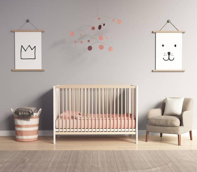 habitacion para bebes - cuidados de bebes