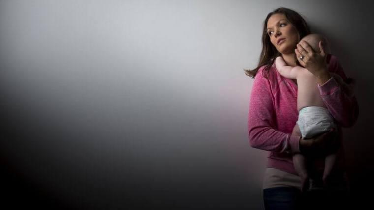 ¿Cómo superar la depresión post parto?