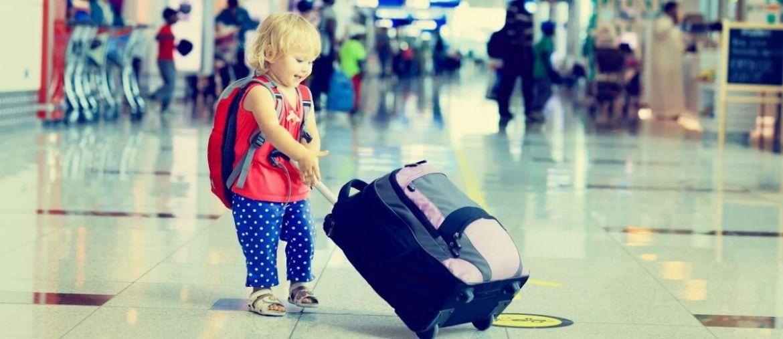la mejor forma de viajar con bebé