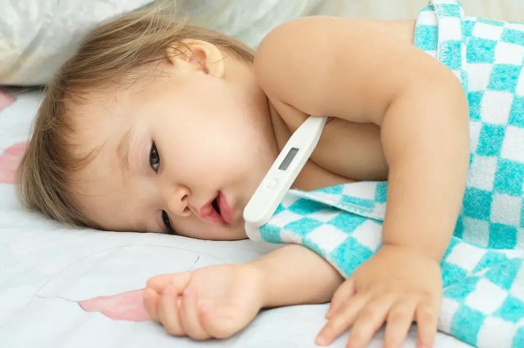 laringitis en bebés