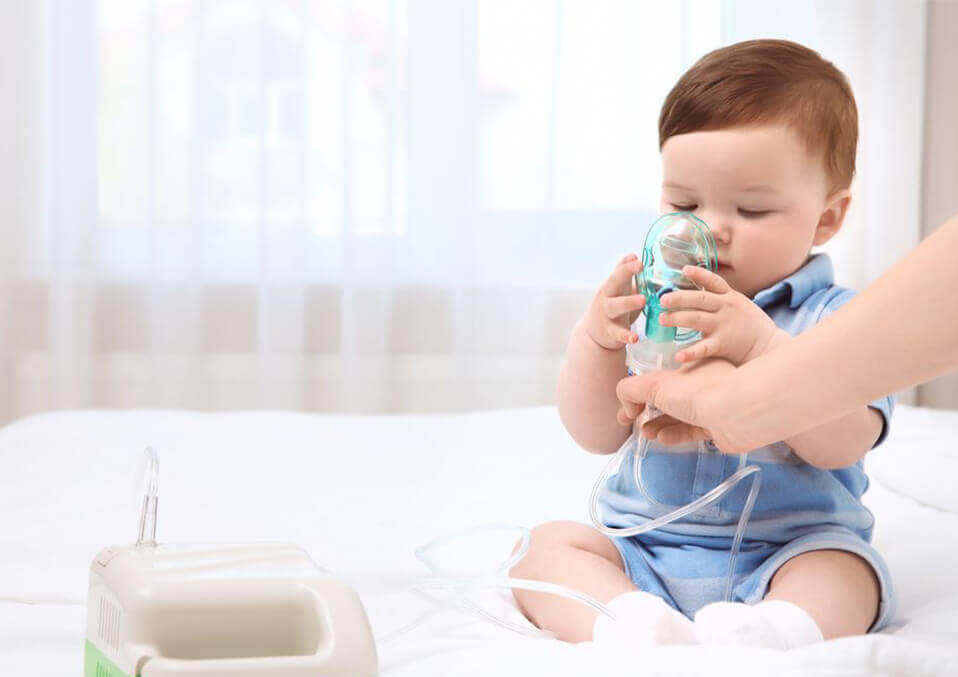 nebulizador beneficios bebes