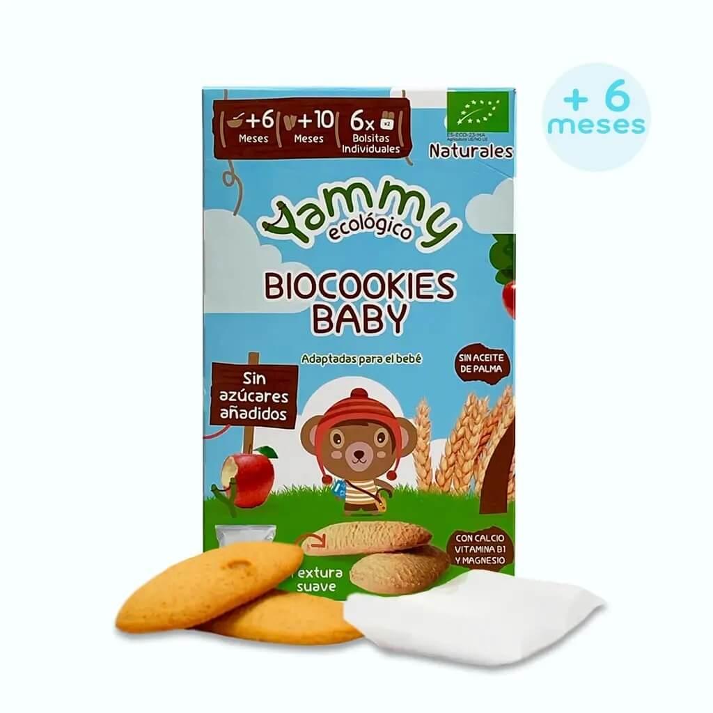 galletas para bebé ecologicas