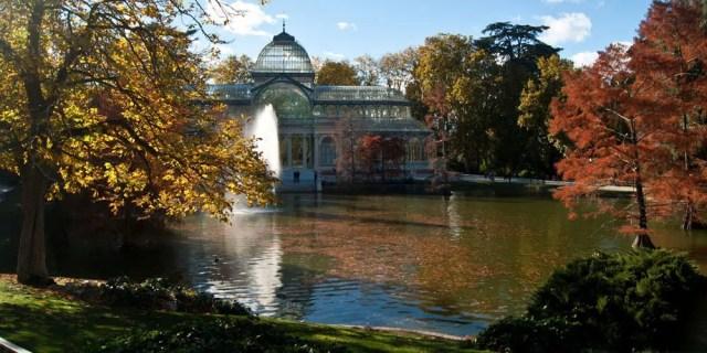 parques de Madrid parque del Retiro