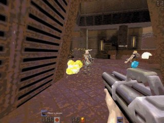 Holy Wars for Quake II