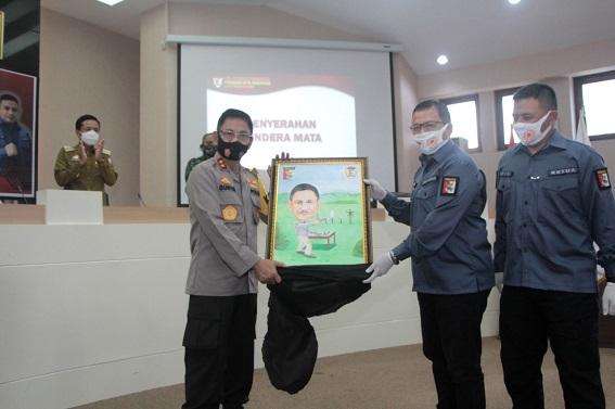 Pelantikan Pengurus Perbakin Kota Makassar, Ini Harapan Prof Rudy