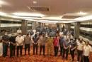 """58 Peserta Ikuti Pelatihan Pelatihh Menembak Lisensi """"C Plus"""" Nasional di Kota Makassar"""