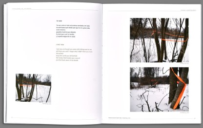 Interior of Canciones de Invierno / Winter Songs