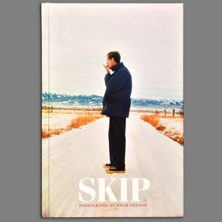 Bookcover of SKIP by David Newsom