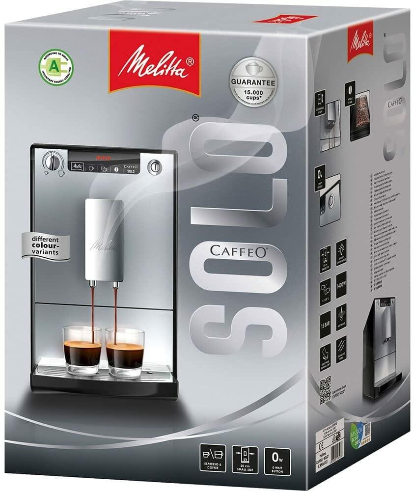 Melitta Caffeo Solo E950-222 test et avis