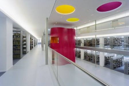 Stadtbücherei Frankfurt Frankfurt/Main