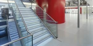 Estetika i funkcionalnost za podove sa velikim prometima pješaka