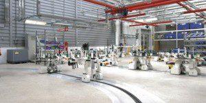 Podne površine pri mehaničkom opterećenju kao i termičkim ili hemijskim opterećenjima u industriji